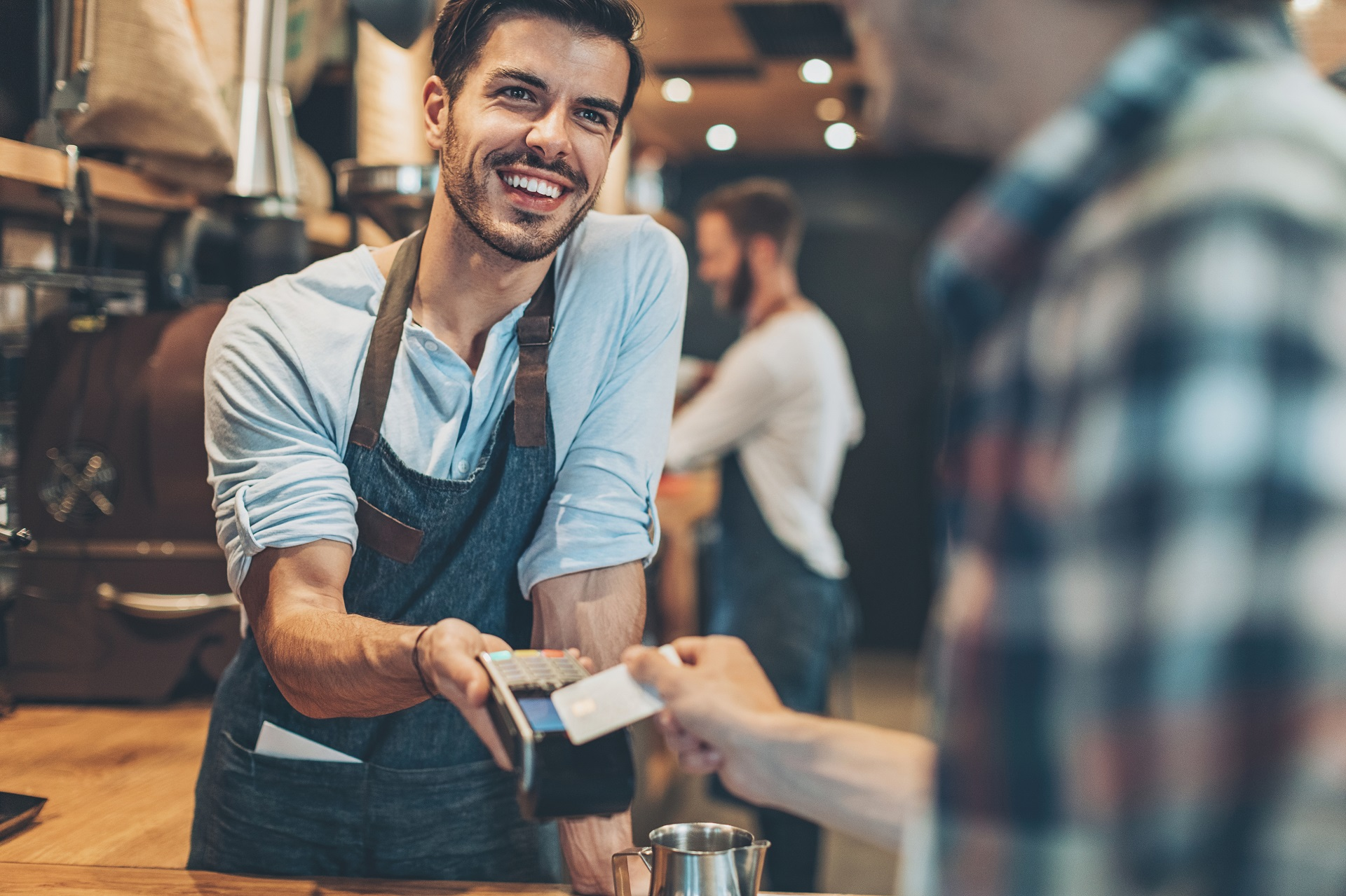 New Stats Reveal Card Payments Have Overtaken Cash