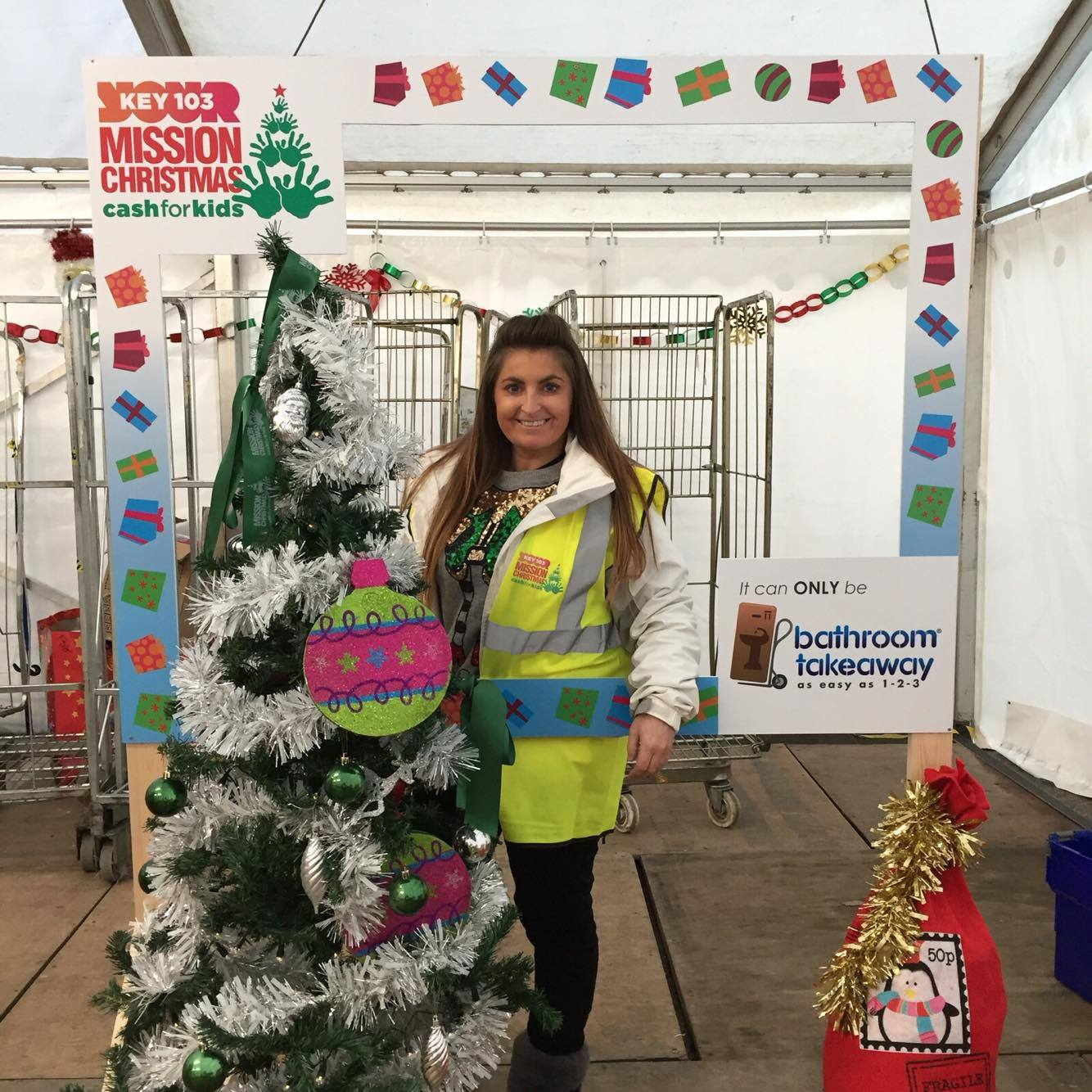 Take Part In Key 103′s Cash For Kid's Christmas Mission