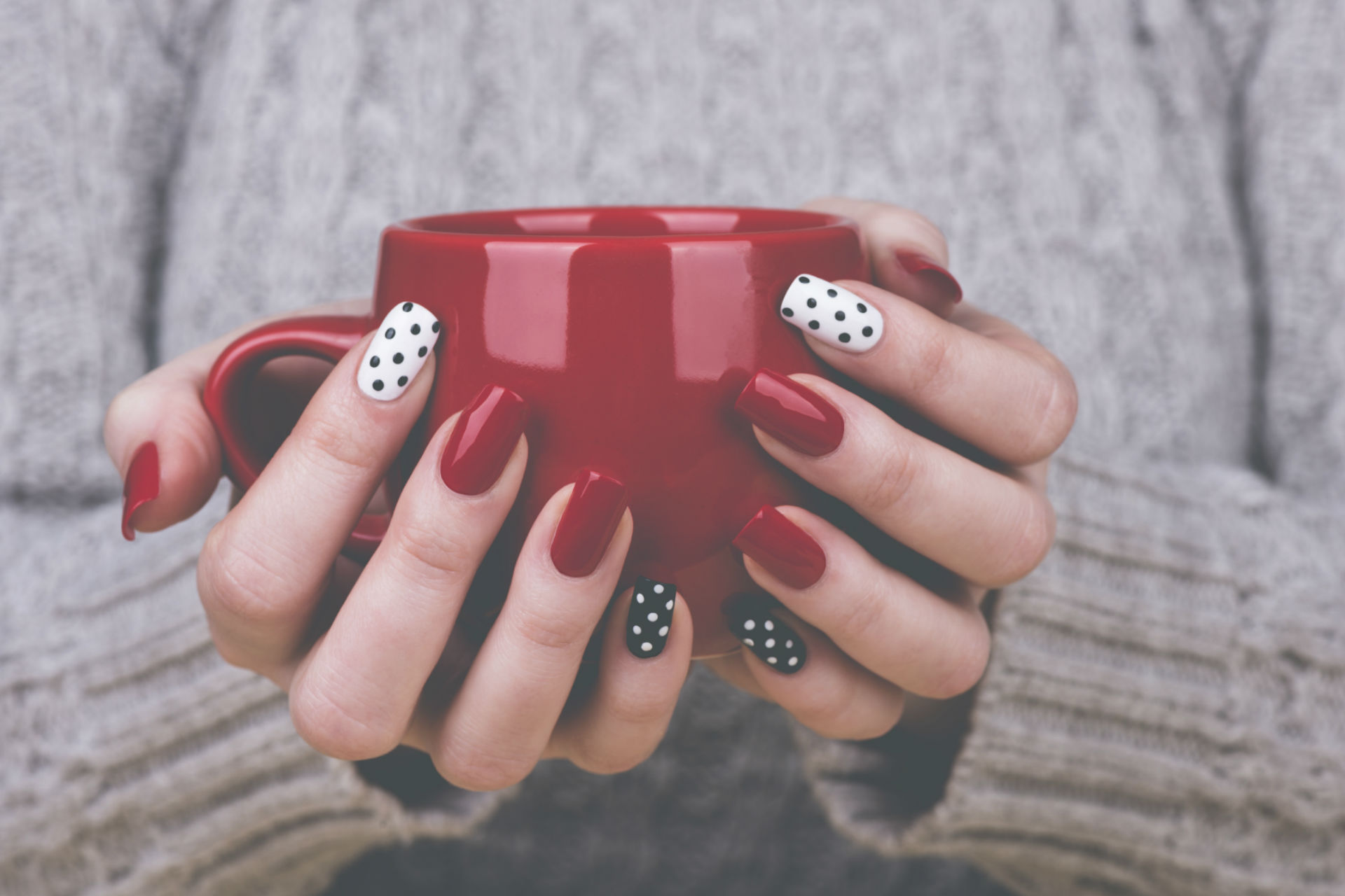 Spotty Nails- Resized