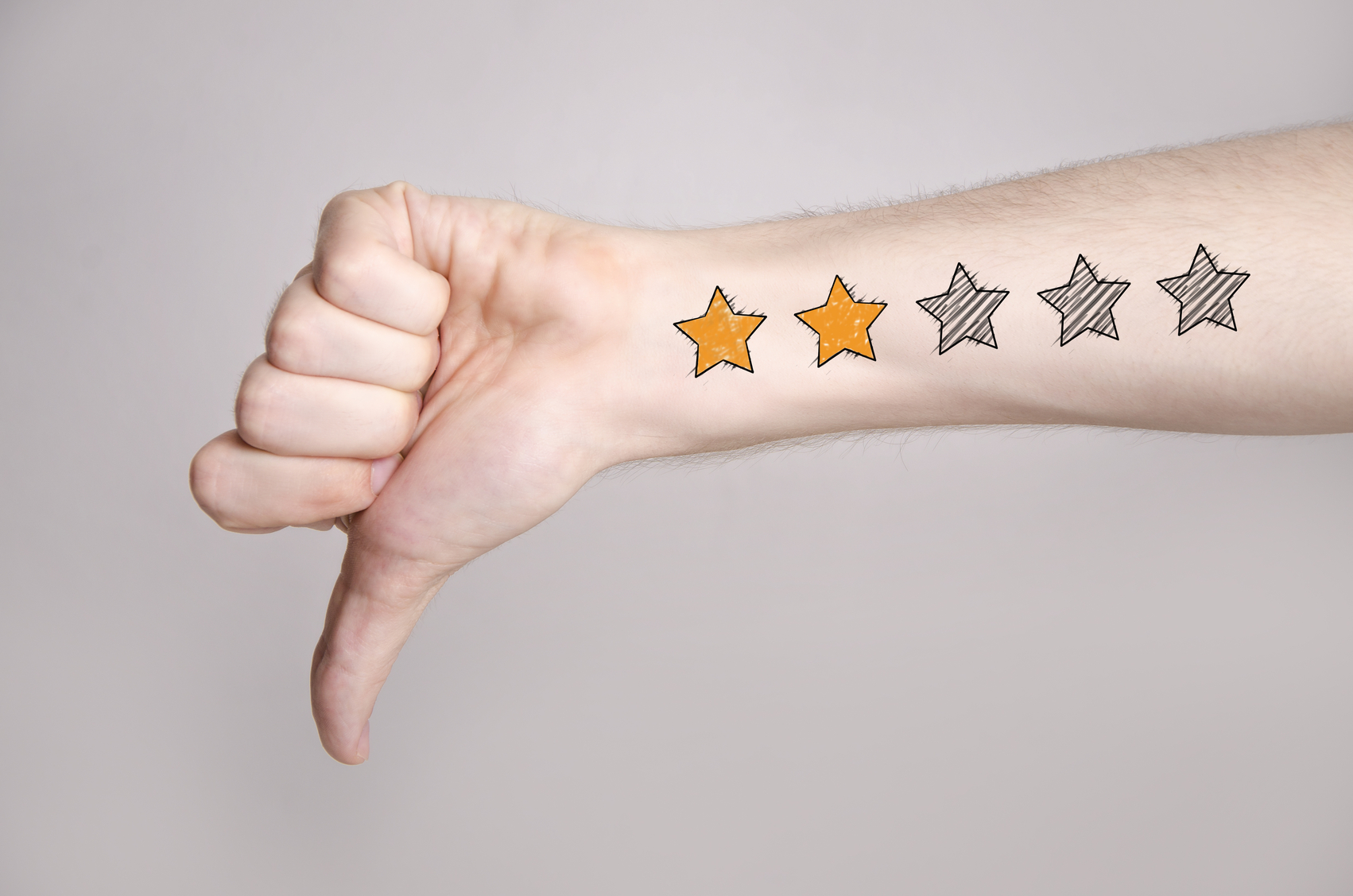 Bad Review? Don't Panic