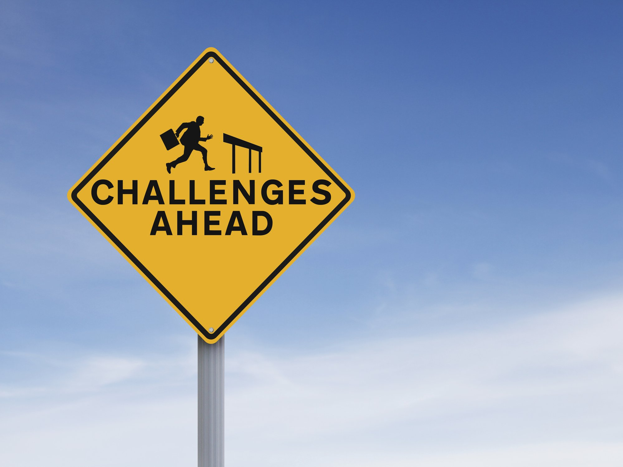 3 Major Challenges Faced by Business Owners