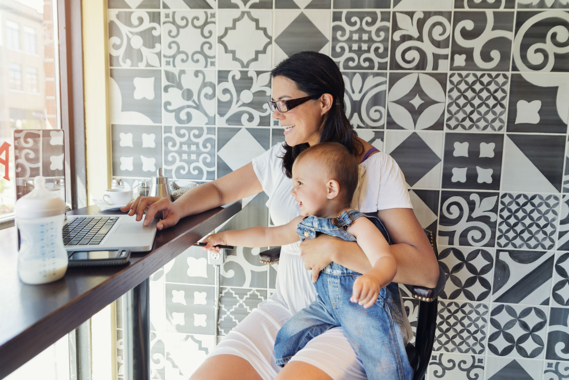 Working Mums Have More Successful Children