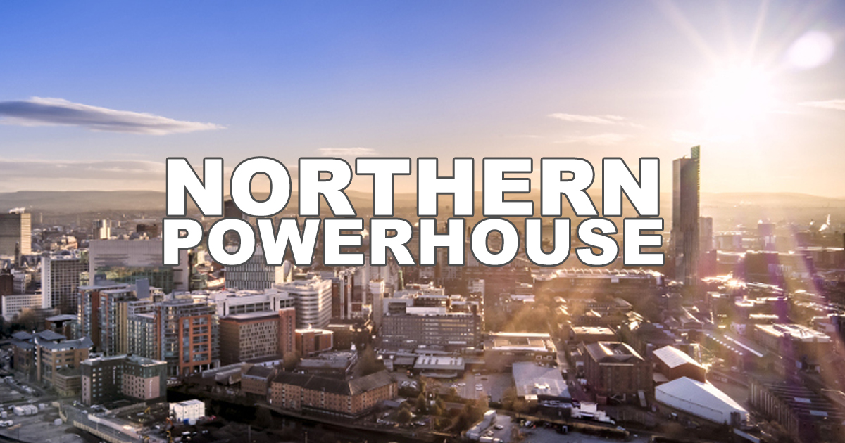 How can small business owners benefit from the Northern Powerhouse?