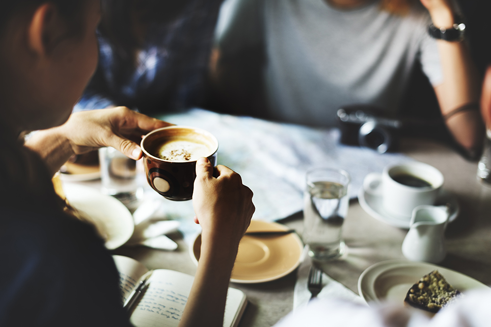 Coffee Ads: Use your competitors can increase your revenue