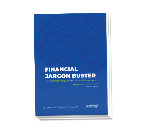 Download Our Finance Jargon Buster