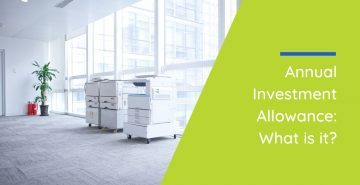 Annual Investment Allowance: What is it and who is it for?