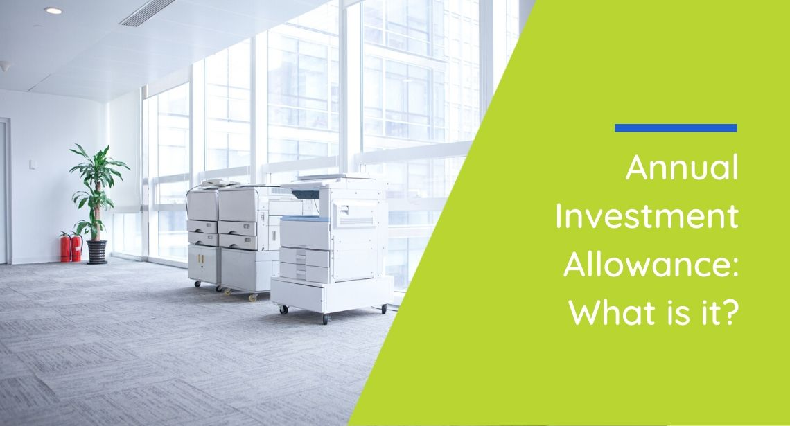 Annual Investment Allowance:  Who is it for?