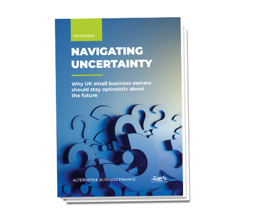 Download Our Navigating Uncertainty Whitepaper